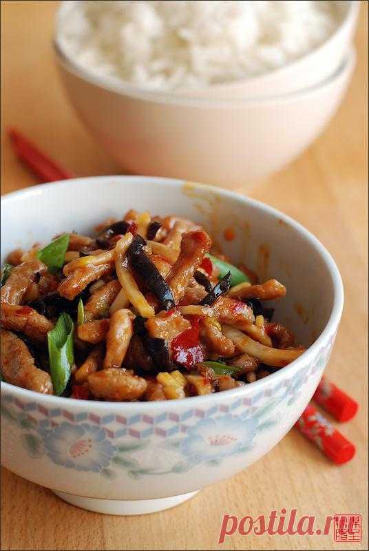 Юйсян-  сычуаньская кухня
