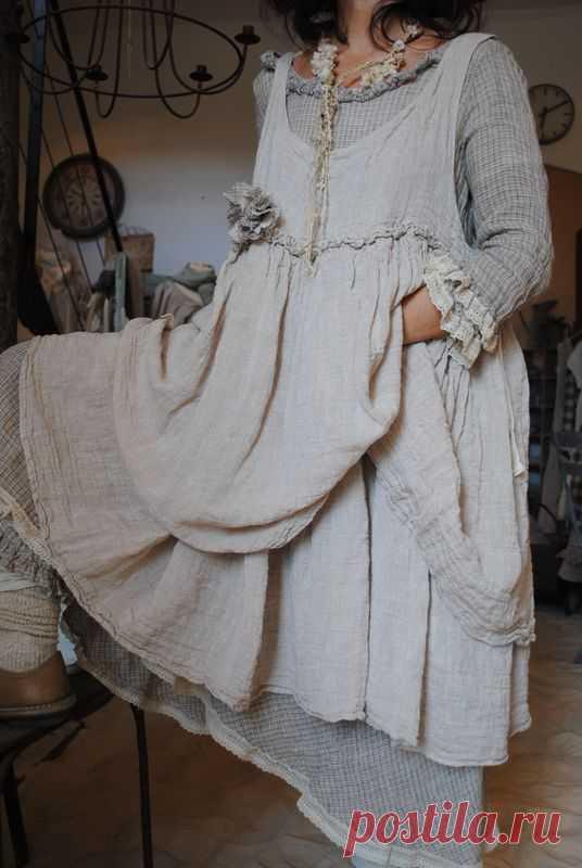 Любителям шитья и стиля Бохо