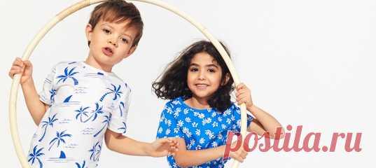 Комфорт — это главное. Поэтому наша детская одежда для сна отличается удобными фасонами и выполнена из мягких материалов. Новинки для малышей уже представлены во всех наших магазинах и онлайн. 🧡 #HMKids