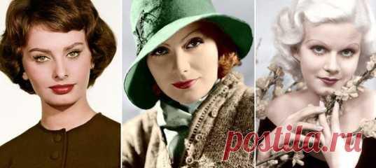 Проще простого: бьюти-уловки звезд Золотого Голливуда. Многое из того, что нынешние блогеры демонстрируют сейчас в своих мастер-классах, культовые актрисы применяли уже в первой половине ХХ века.