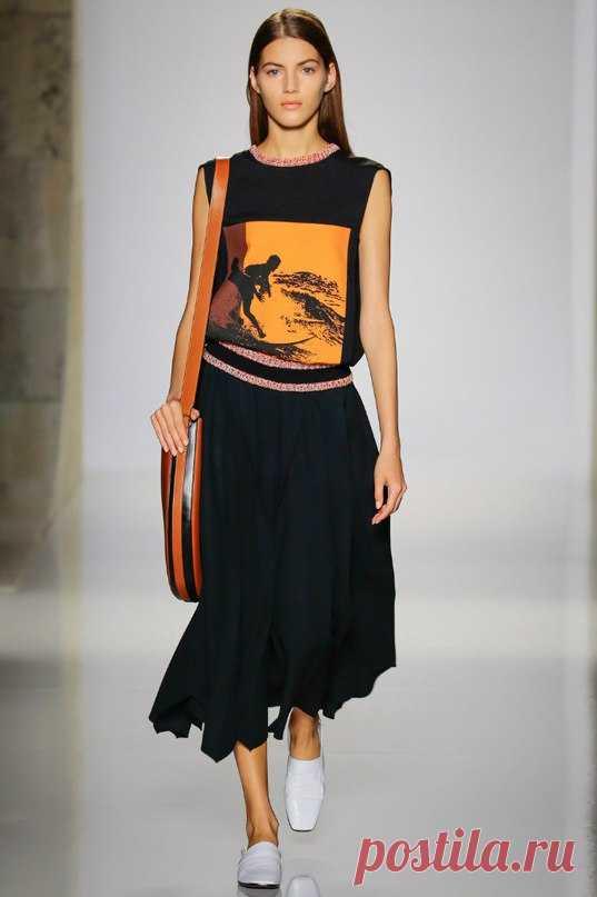 Модели коллекции Victoria Beckham! — Модно / Nemodno