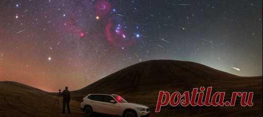 Когда полюбоваться звёздным дождём из созвездия Водолея, где начнётся период белых ночей и какая череда преобразований ждёт Луну – рассказываем в ежемесячной подборке ярких астрономических событий.