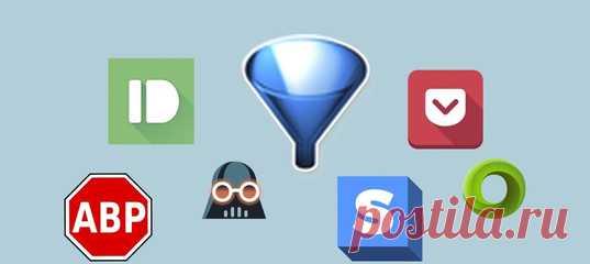 Никакой ерунды, только полезные расширения для Chrome, Firefox, «Яндекс.Браузера» и Opera.