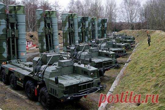 Источник: Россия и Турция планируют подписать контракт на поставку еще одного комплекта С-400  В 2020 году Россия и Турция планируют подписать контракт на поставку второго полкового комплекта зенитных ракетных систем С-400 «Триумф».
