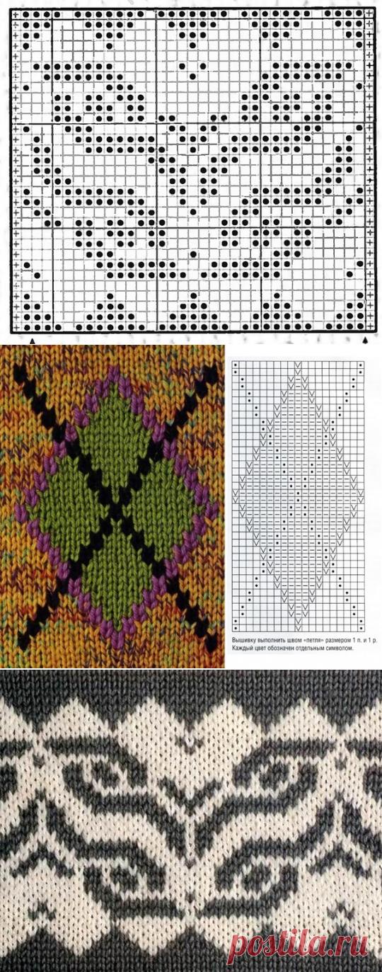 Вязание и вышивка. Хомячок.