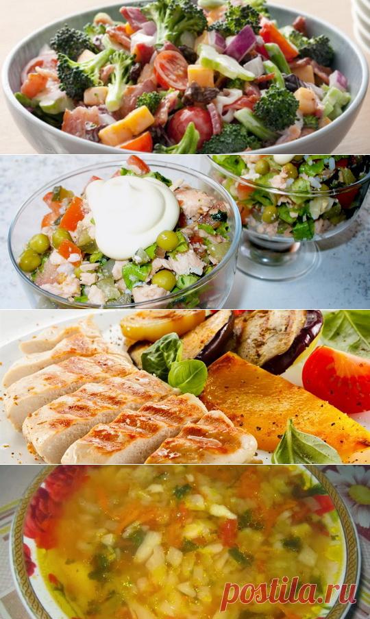 Диетические блюда для похудения: вкусные рецепты с указанием.