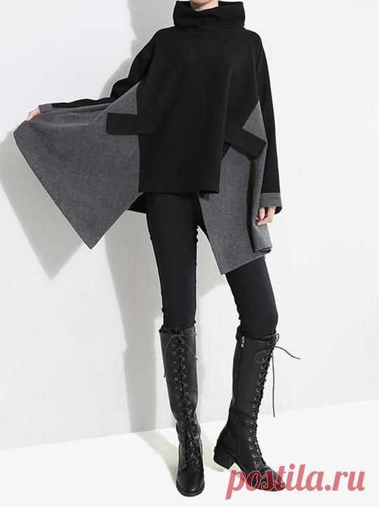 Идея для свитера / Вещь / ВТОРАЯ УЛИЦА - Выкройки, мода и современное рукоделие и DIY