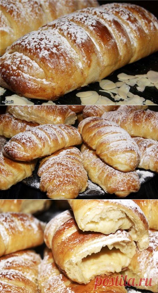 """Волшебные булочки """"Крем-де-Паризьен""""( Creme De Parisienne)"""