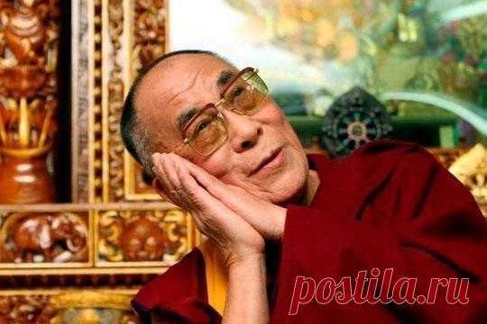 Утренняя гимнастика тибетских лам