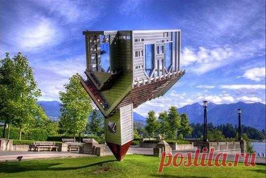 Самая необычная архитектура зданий