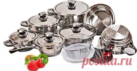 Набор посуды Munchenhaus - официальный дистрибьютор