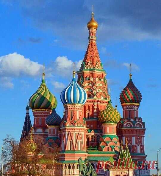 Что скрывает самый известный собор Красной площади | Фишки и шишки опытного туриста | Яндекс Дзен