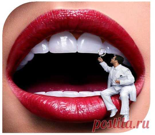 Простой рецепт отбеливания и профилактики зубов по Неумывакину