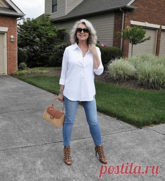 Как женщине за 50+ правильно подобрать джинсы | LADY DRIVE 🎯 | Яндекс Дзен