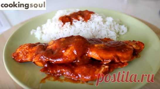 Курица в «кока коле» | CookingSoul.ru