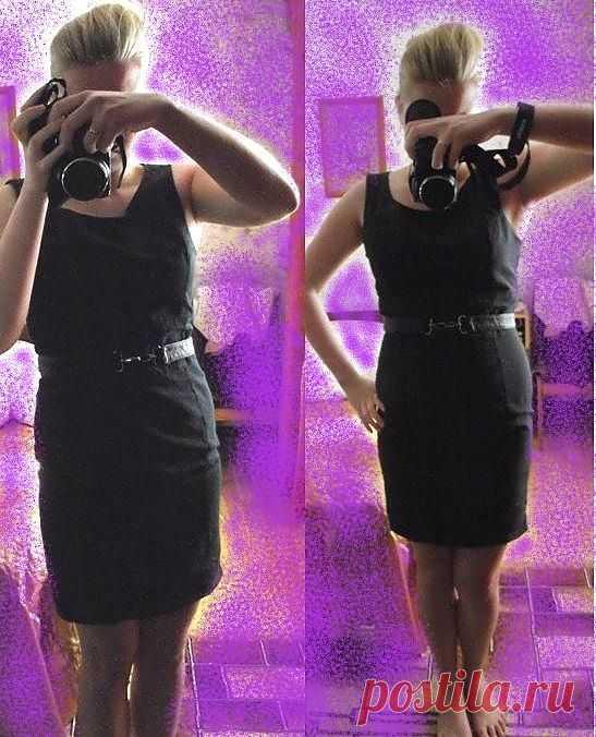 Золушка-мыши-перешив платья / Изменение размера / Модный сайт о стильной переделке одежды и интерьера
