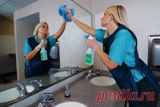 4 совета для чистки зеркал. 1. Часто зеркала потеют в ванной комнате, чтобы этого избежать нужно, протереть зеркало шампунем и затем вытереть насухо. 2. Если разбавить чай с раствором синьки, то можно придать блеск потускневшему зеркалу. 3. Также можно очистить зеркало зубным порошком или мелом, предварительно смочив зеркало в теплой воде. После чистки насухо вытереть. 4. При чистке зеркал хорошо использовать фланелевые тряпки.