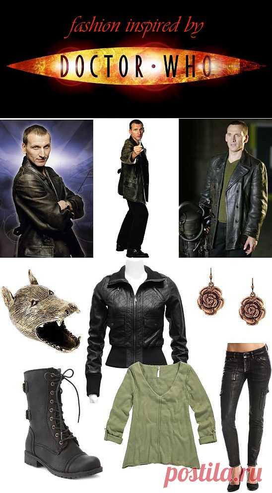 Вдохновленная сериалами-2 (Доктор кто) / О стиле / Модный сайт о стильной переделке одежды и интерьера