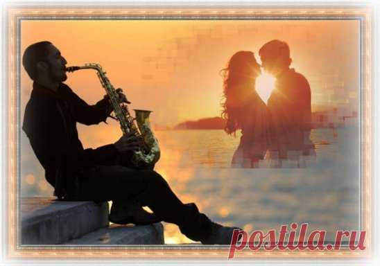Когда играет саксофон... С Душою нежно в унисон, Она,на радостях парит... Поёт волшебно говорит... #Маргарита♫♪♫