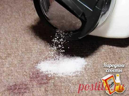 11  невероятных применений соли.