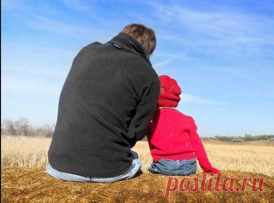 Почему ребенку нужен отец с точки зрения науки / Малютка