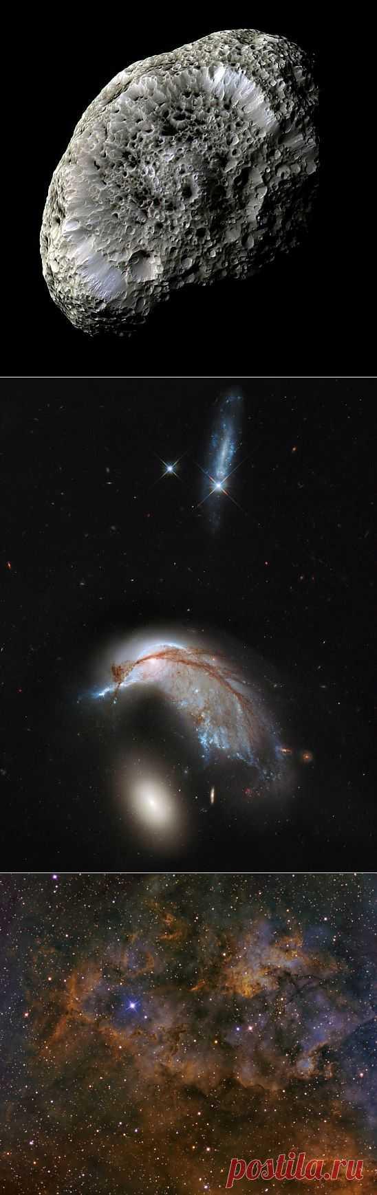 (+1) - Лучшие фотографии космоса за месяц | Наука и техника