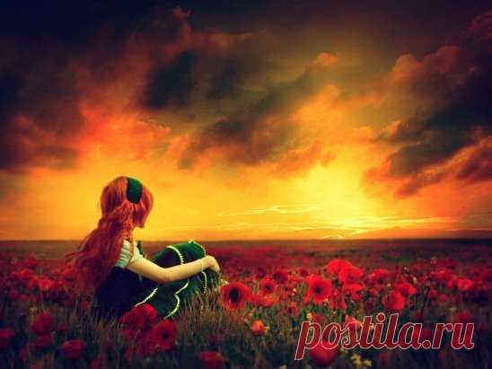 Верь в мечту! У неё есть приятная особенность — сбываться.