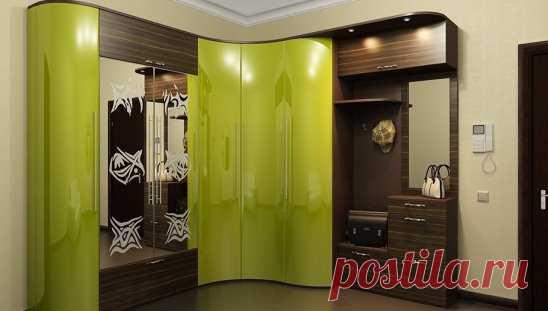 Необычно и стильно! #шкафы