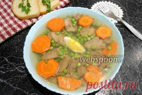 Заливной язык с морковью и яйцом! Рецепт на сайте: https://webspoon.ru/receipt/zalivnojj-yazyk Холодная закуска на любой праздничный день. Заливное из языка нужно готовить чуть заранее, чтобы оно застыло. Заливное можно приготовить в порционных формочках либо в одном блюде. Предлагаю вам рецепт приготовления заливного из свиного языка с овощами. Бульон заливного получается прозрачным и ароматным. Заливной язык выходит очень мягкий, вкусный и нежный. Из данного количества продуктов получается 2