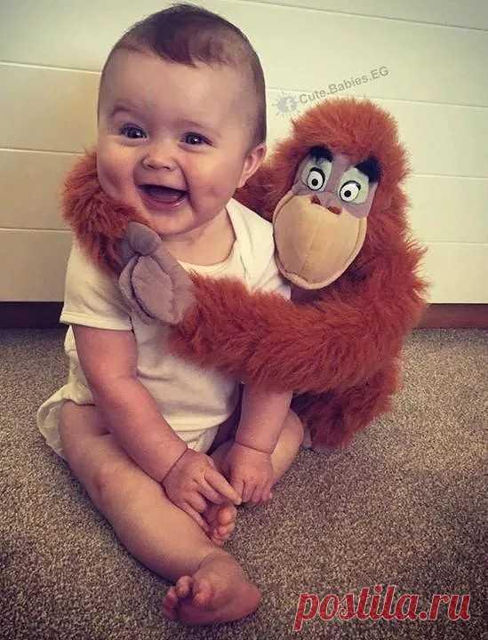 Пусть все дети на свете будут здоровы и счастливы!