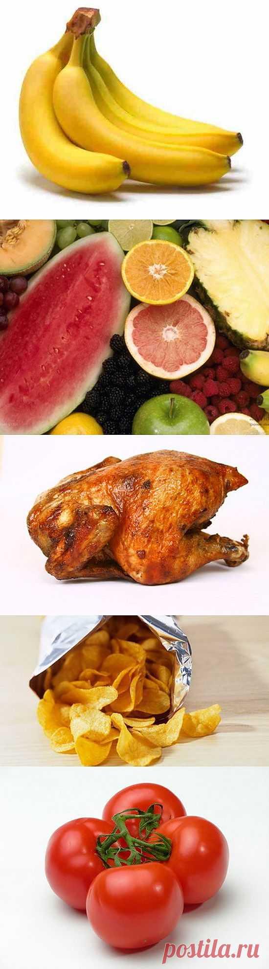 Топ-10 пугающих фактов о еде   Всё самое лучшее из интернета
