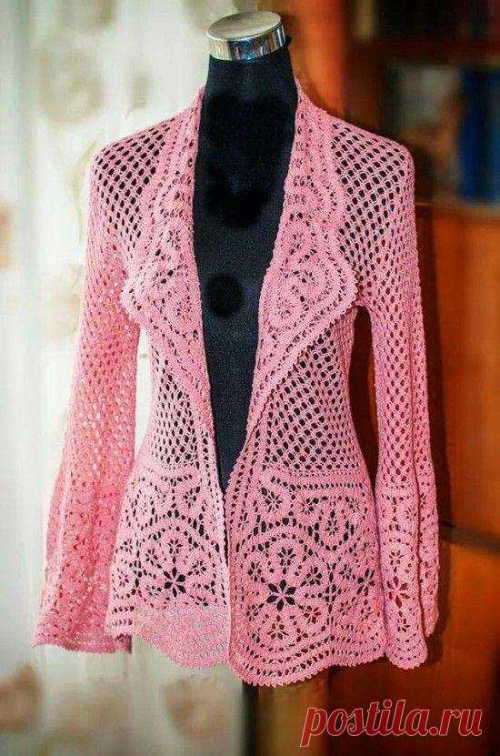 Pattern Crochet Lace Jacket - CRAFTS LOVED Hello welcome to our beloved website, today as every day we bring crochet news to learn and appreciate the beautiful things that you have and that are endless. If you are new to crochet crafts, I welcome you and learn many things and dedicate yourself, be patient that in the end everything goes well and […]