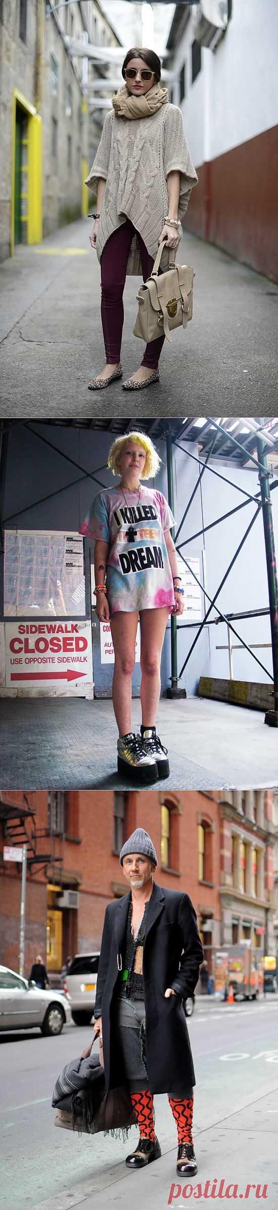 Street style (трафик) / Street Style / Модный сайт о стильной переделке одежды и интерьера