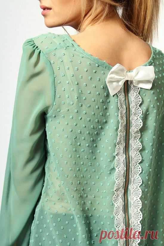 Декор молнии / Декор / Модный сайт о стильной переделке одежды и интерьера