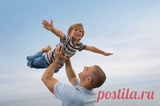 Чувства родителей и Отношения с детьми.