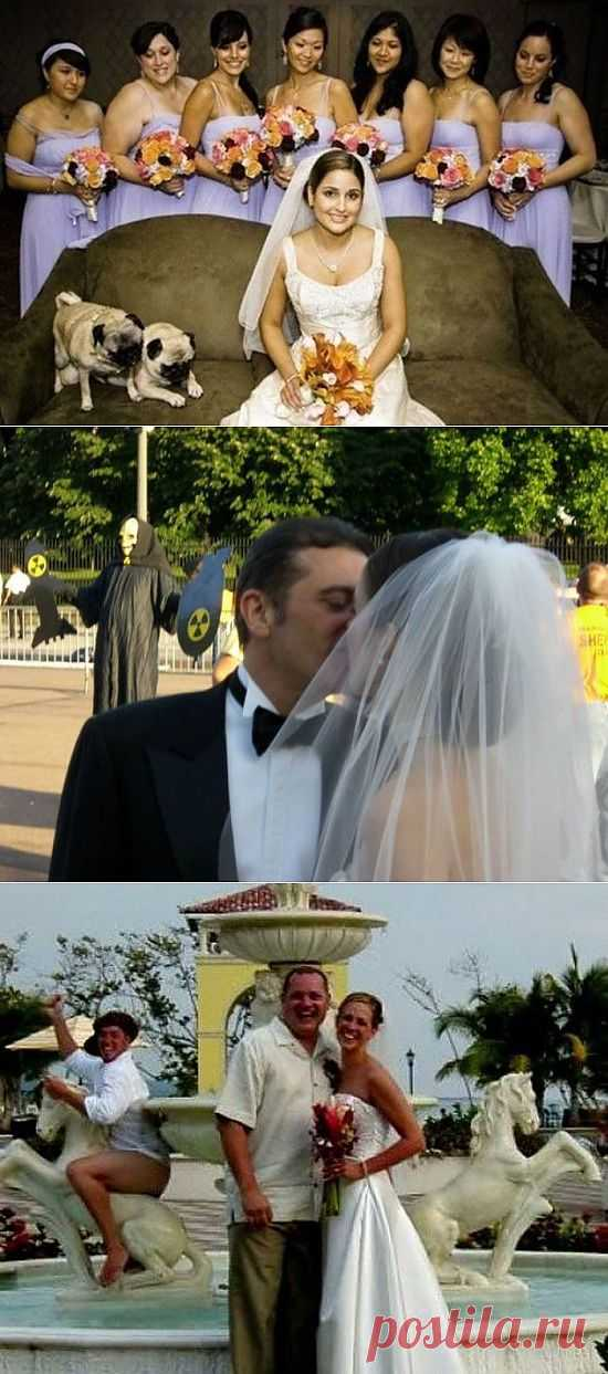 Wedding Photobombs (45 Photos) | FunCage