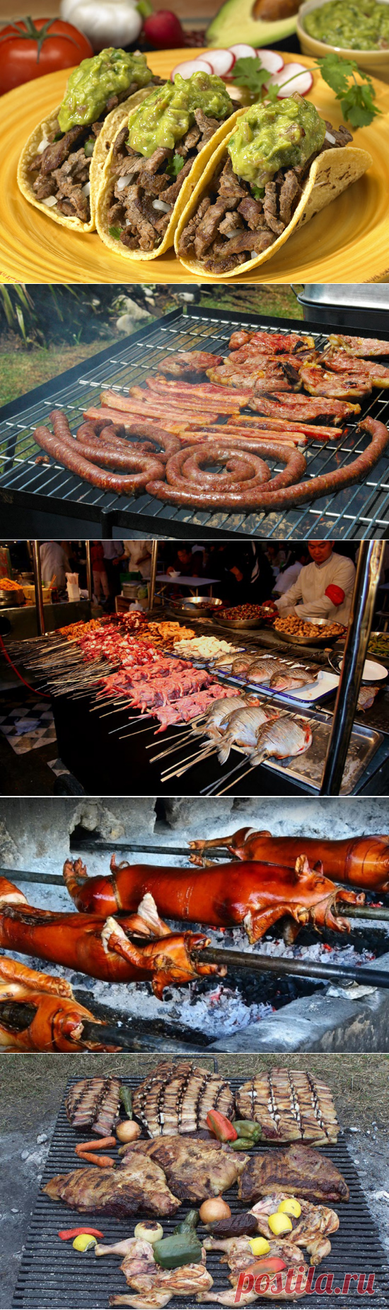 Мясо на углях: самые вкусные рецепты мира
