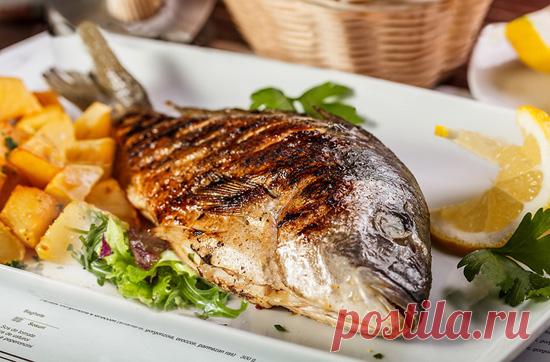 Серьезный улов: принципы готовки идеальной рыбы