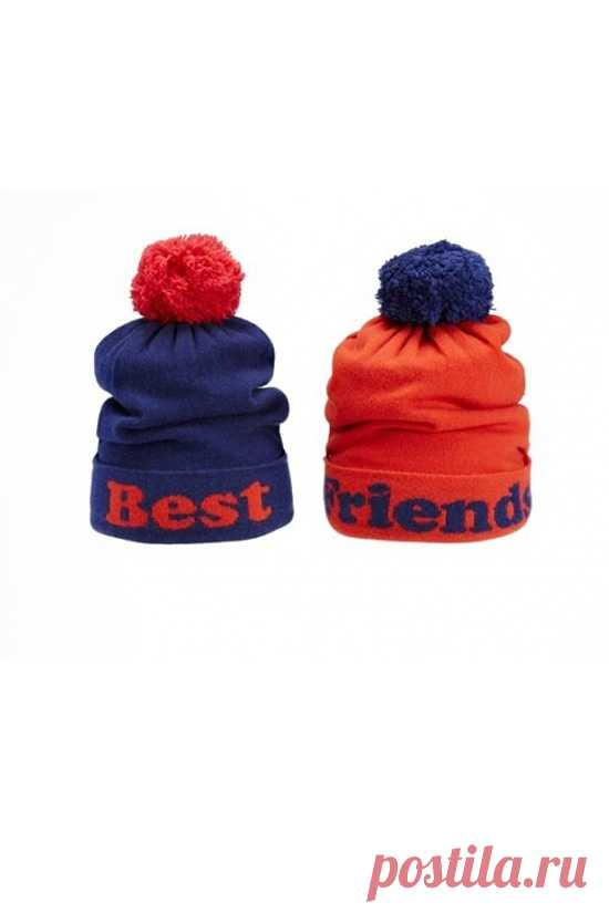 Парные шапки  Target Модная одежда и дизайн интерьера своими руками