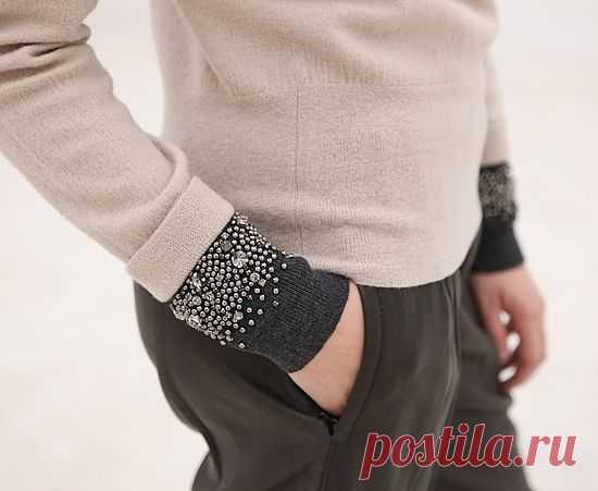 Деталь с показа 3.1 PHILLIP LIM / Декор / Модный сайт о стильной переделке одежды и интерьера