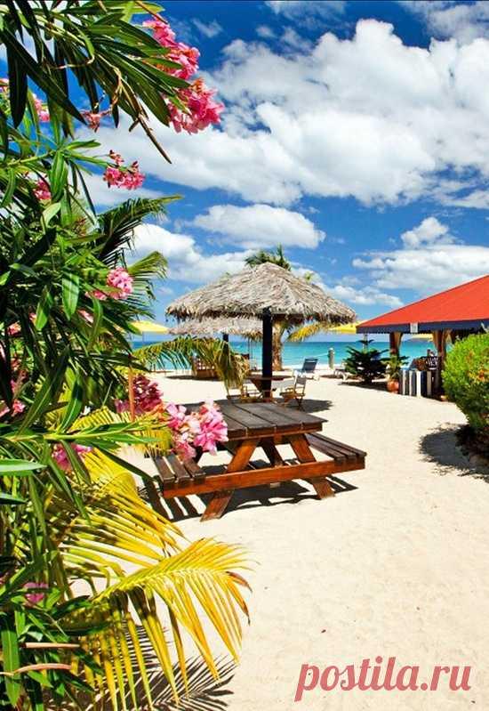 Там, где всегда лето. Прекрасный остров Гренада