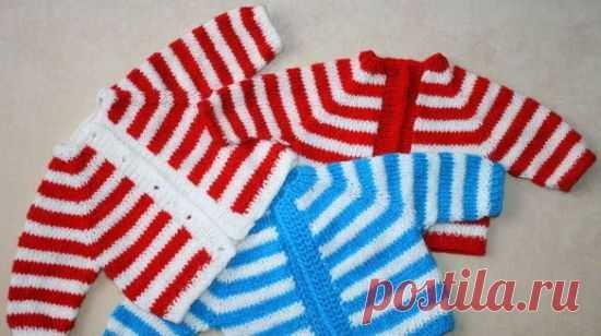 Кофточка для новорожденного спицами: схемы вязания кофты-реглан