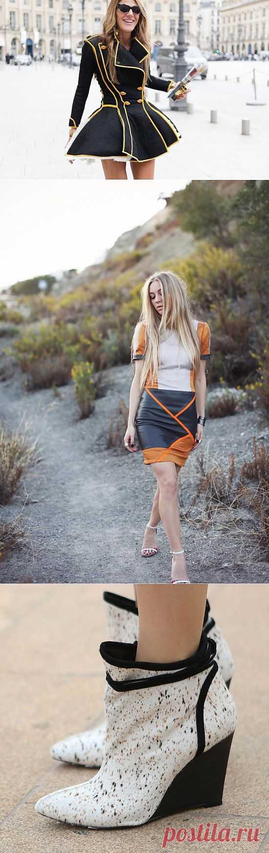 Кантовать разрешено! (подборка, часть 1) / Детали / Модный сайт о стильной переделке одежды и интерьера