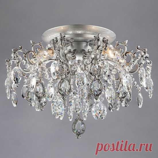 Люстра Bogates WONDERFUL 276/5 4690389110511 по цене 18400 – купить в Москве в интернет-магазине / Fandeco.ru