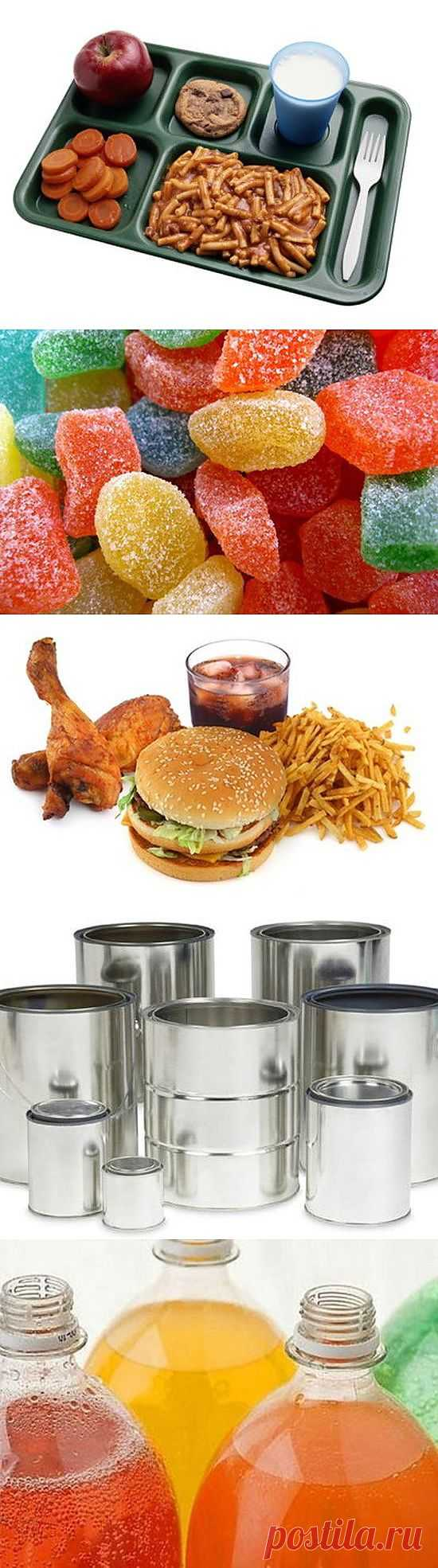 Топ-10 пугающих фактов о еде | Всё самое лучшее из интернета