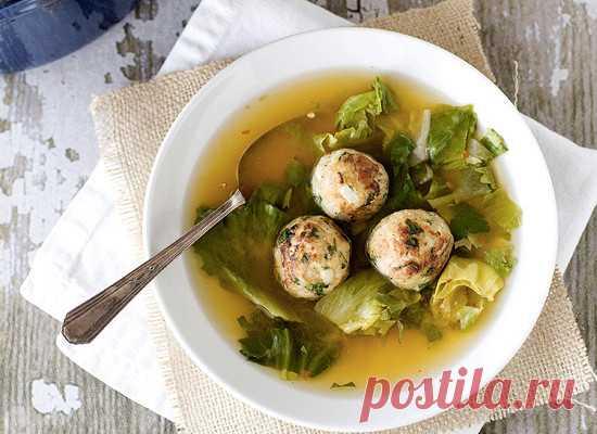 7 способов приготовить супсфрикадельками   Вкусные рецепты