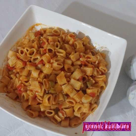 Sebzeli Makarna Tarifi - Yemek Kulübüm