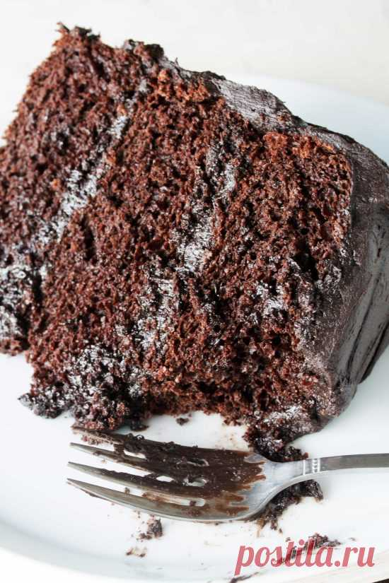 The Most Amazing Chocolate Cake Recipe - thestayathomechef.com The Most Amazing Chocolate Cake is here. Moist, chocolaty perfection. This is the chocolate cake you've been dreaming of!