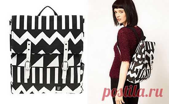 Портфель ASOS / Вещь / Модный сайт о стильной переделке одежды и интерьера