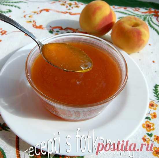 персиковый джем рецепт с фото пошагово стоит переживать